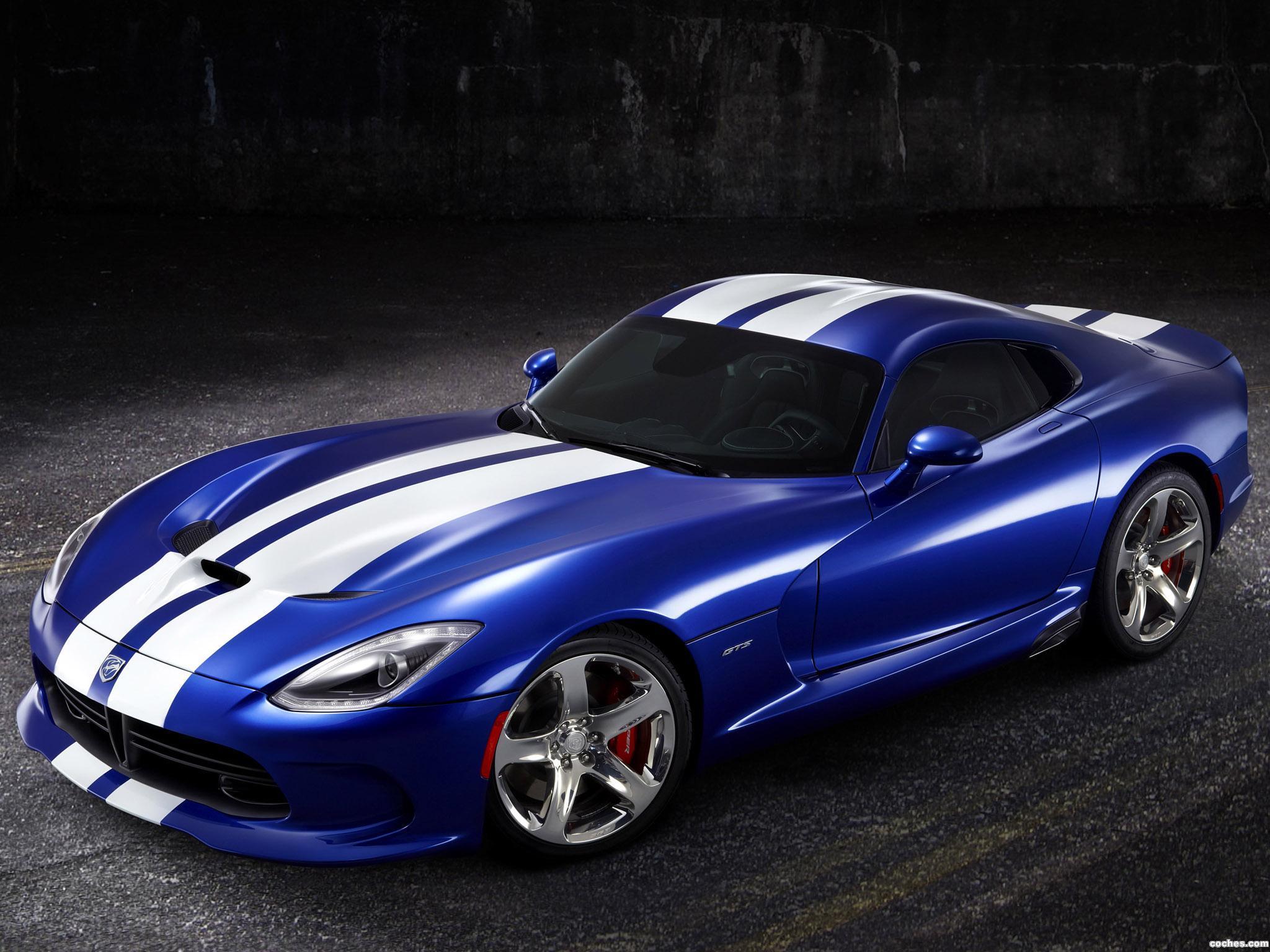 Foto 9 de Dodge Viper SRT GTS Launch Edition 2012