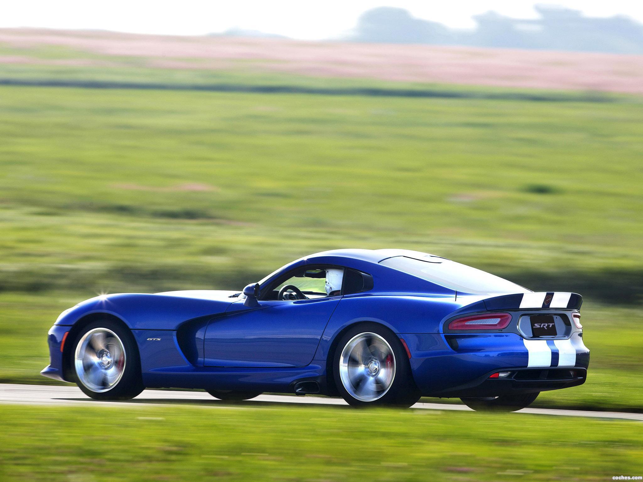 Foto 6 de Dodge Viper SRT GTS Launch Edition 2012