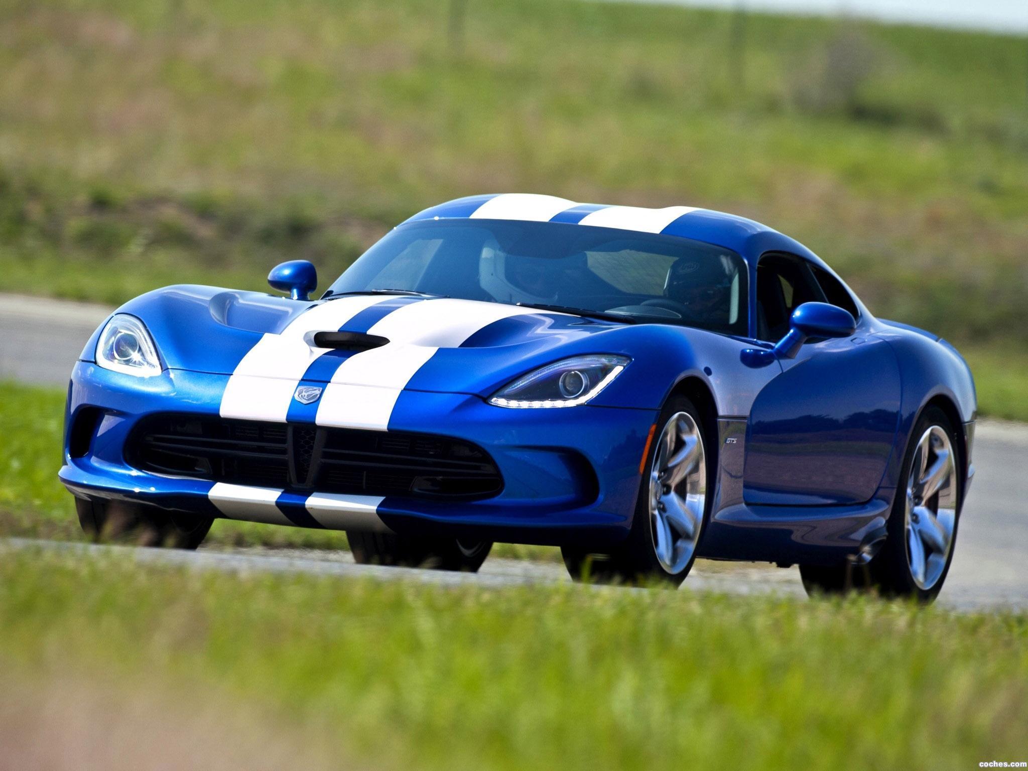 Foto 5 de Dodge Viper SRT GTS Launch Edition 2012