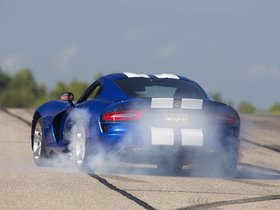Ver foto 3 de Dodge Viper SRT GTS Launch Edition 2012