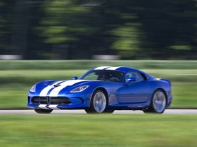 Ver foto 2 de Dodge Viper SRT GTS Launch Edition 2012