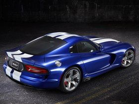 Ver foto 11 de Dodge Viper SRT GTS Launch Edition 2012
