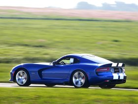 Ver foto 7 de Dodge Viper SRT GTS Launch Edition 2012