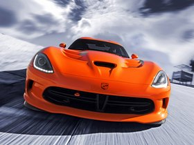 Fotos de Dodge SRT Viper TA 2013