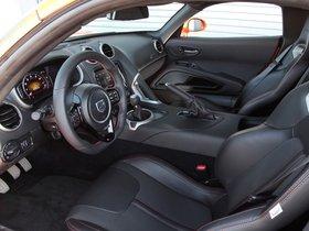 Ver foto 18 de Dodge SRT Viper TA 2013