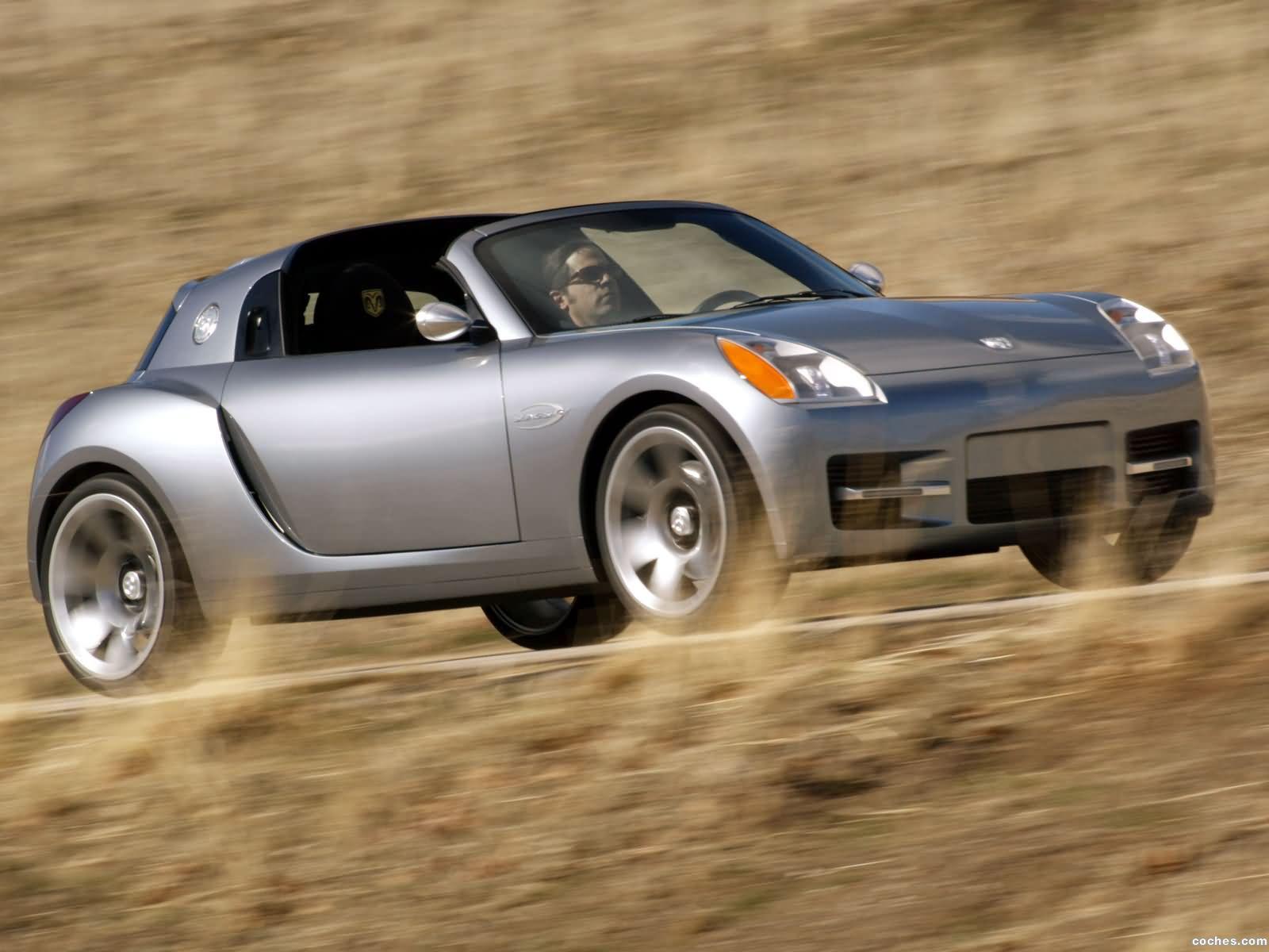 Foto 16 de Dodge Sling Shot Concept 2004