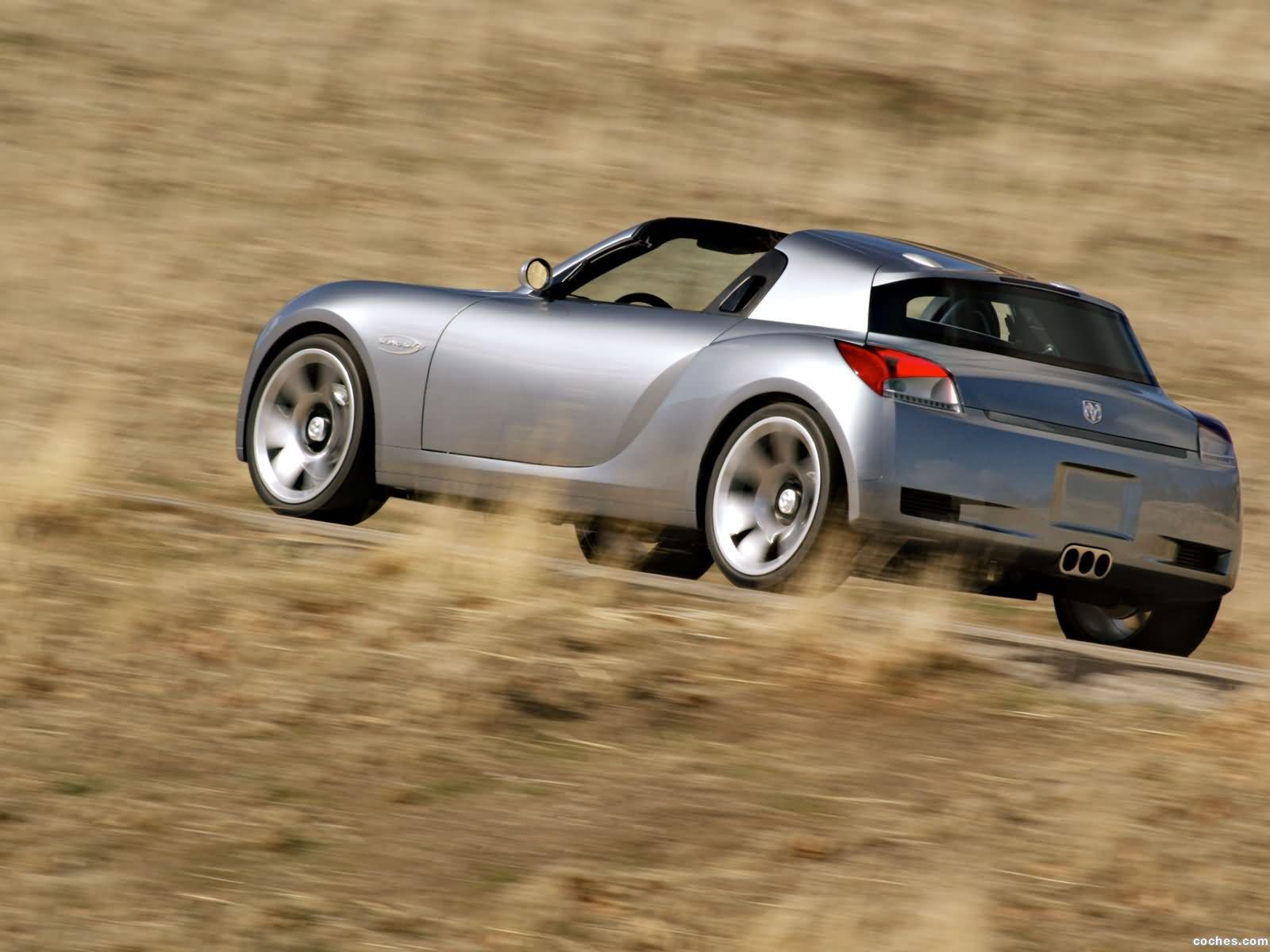 Foto 15 de Dodge Sling Shot Concept 2004
