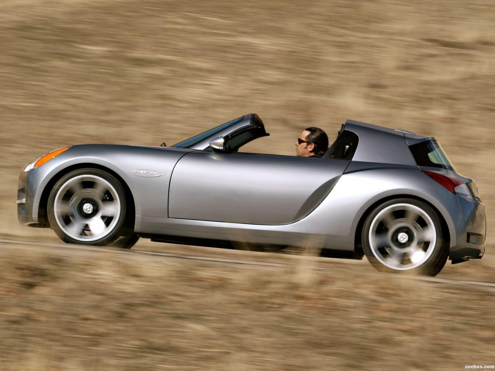 Foto 14 de Dodge Sling Shot Concept 2004