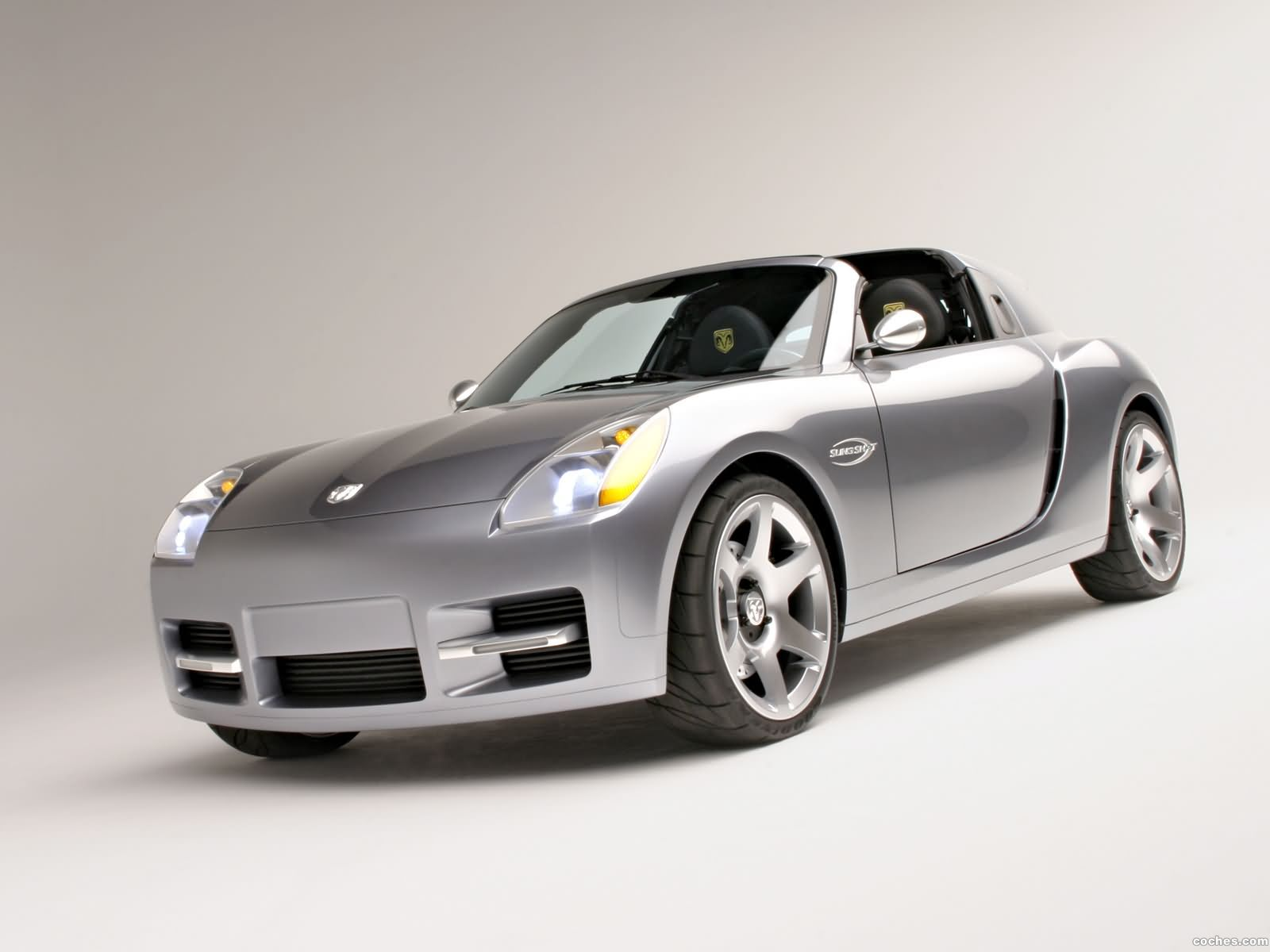 Foto 4 de Dodge Sling Shot Concept 2004