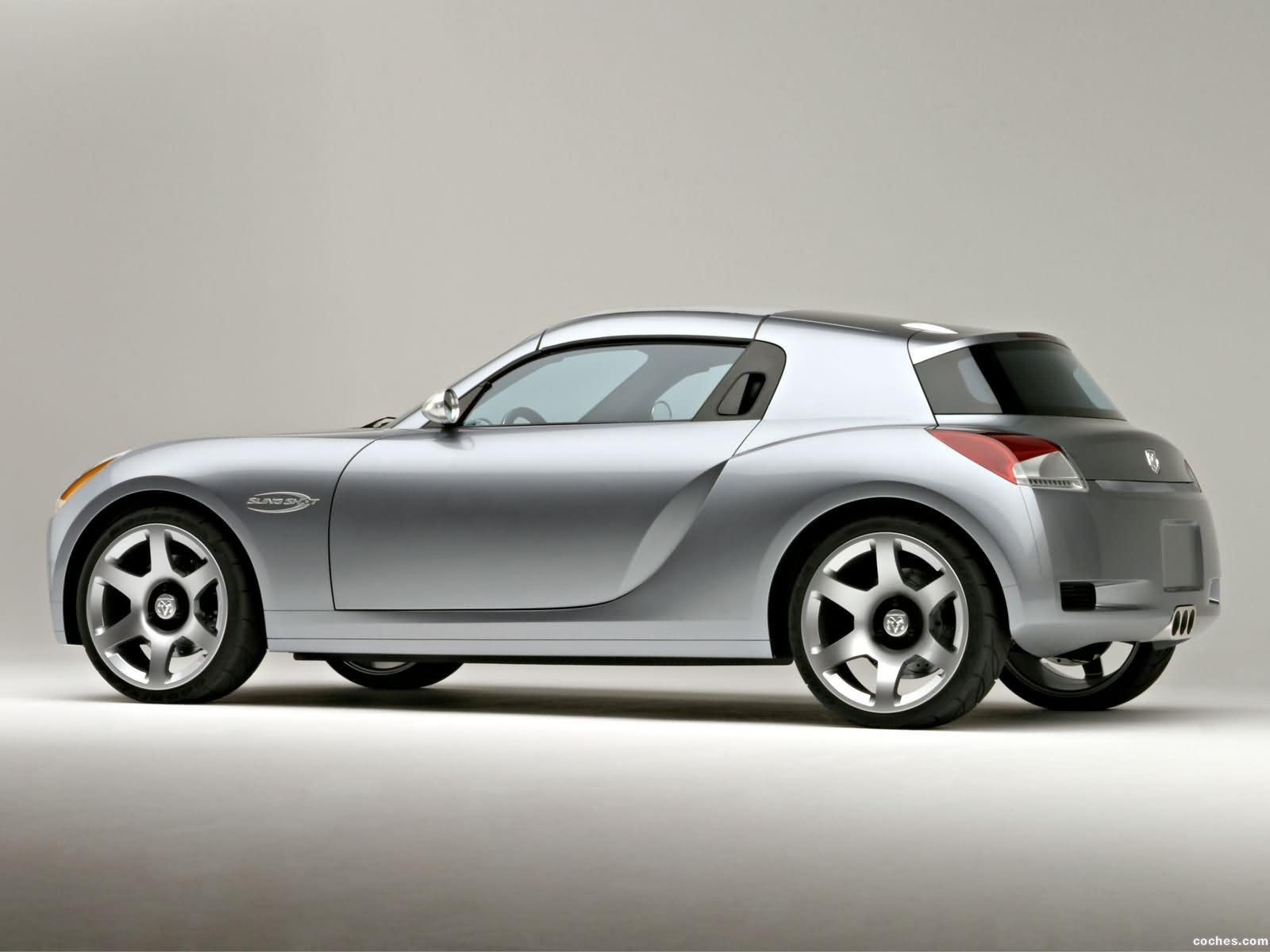 Foto 3 de Dodge Sling Shot Concept 2004