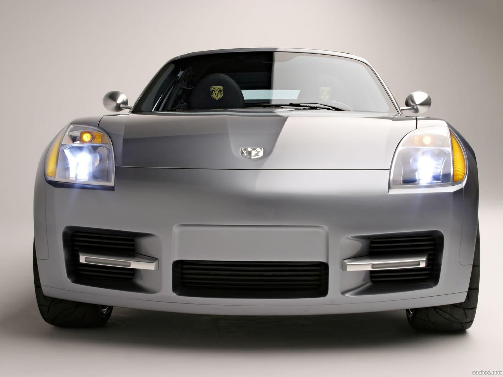 Foto 2 de Dodge Sling Shot Concept 2004