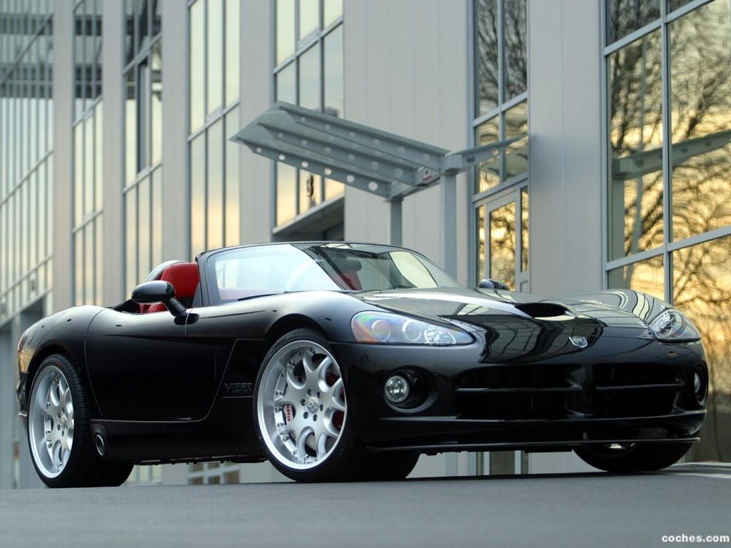 Foto 0 de Startech Dodge Viper SRT-10 2003
