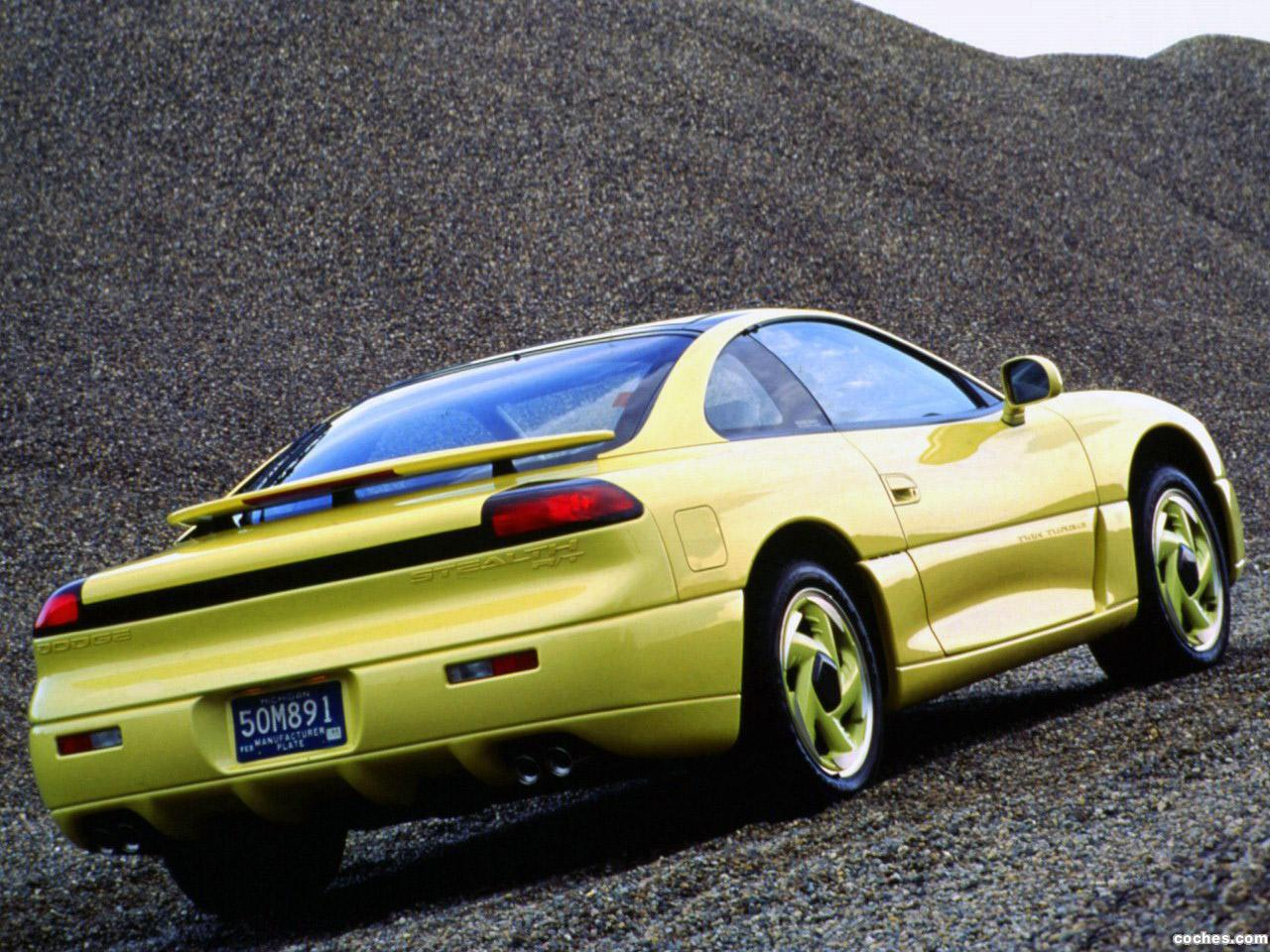 Foto 5 de Dodge Stealth 1991