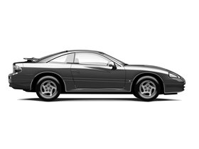 Ver foto 2 de Dodge Stealth 1991
