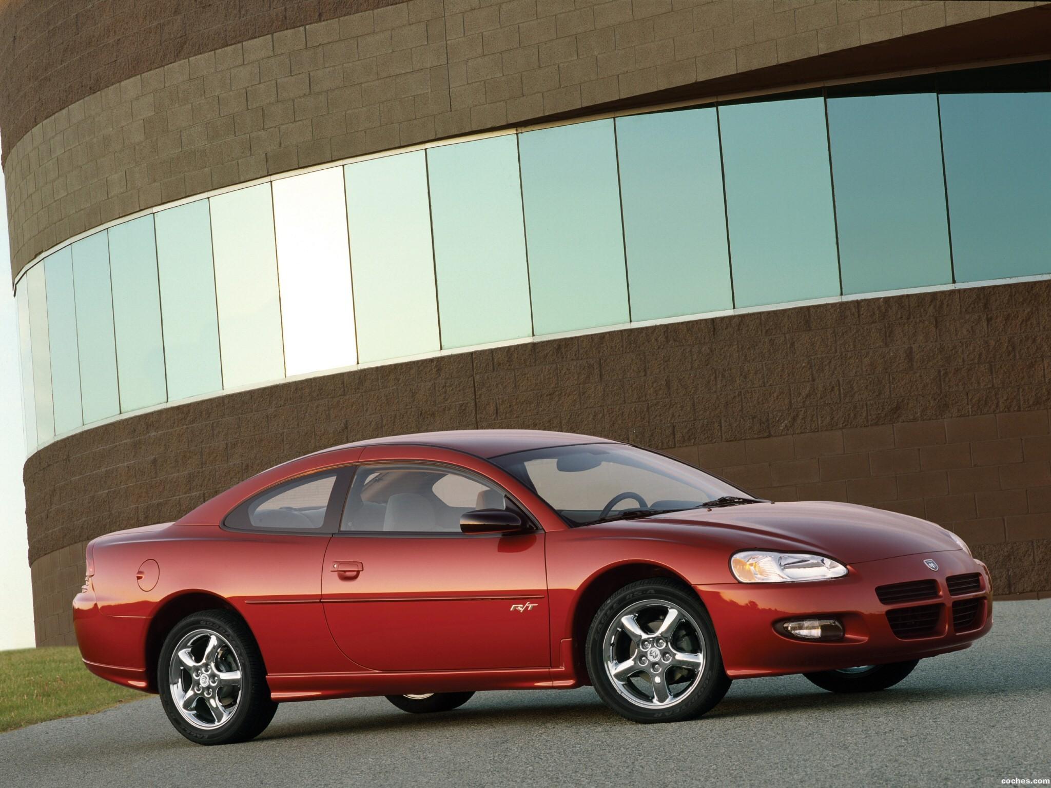 Foto 0 de Dodge Stratus 2001