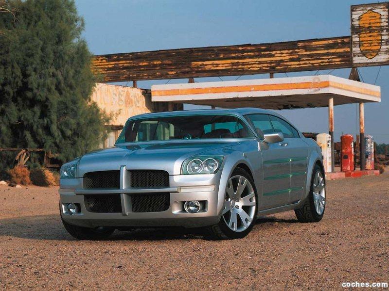 Foto 0 de Dodge Super 8 Hemi Concept 2001