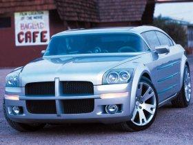 Ver foto 6 de Dodge Super 8 Hemi Concept 2001