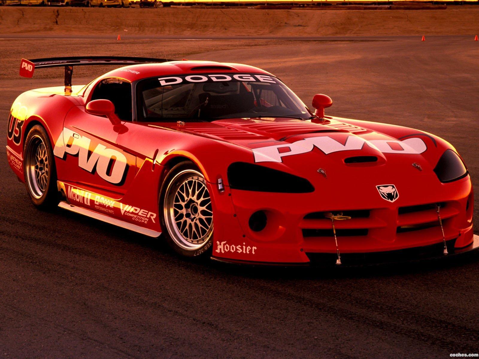 Foto 0 de Dodge Viper Competition Coupe 2003