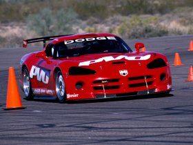 Ver foto 8 de Dodge Viper Competition Coupe 2003