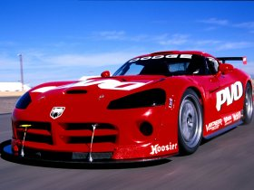 Ver foto 7 de Dodge Viper Competition Coupe 2003