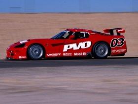 Ver foto 5 de Dodge Viper Competition Coupe 2003