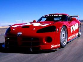 Ver foto 4 de Dodge Viper Competition Coupe 2003