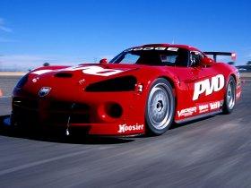 Ver foto 3 de Dodge Viper Competition Coupe 2003