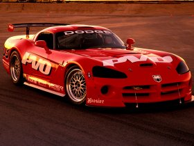 Fotos de Dodge Viper Competition Coupe 2003