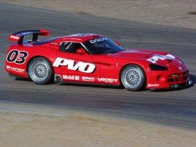 Ver foto 15 de Dodge Viper Competition Coupe 2003
