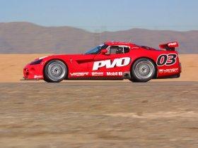 Ver foto 14 de Dodge Viper Competition Coupe 2003