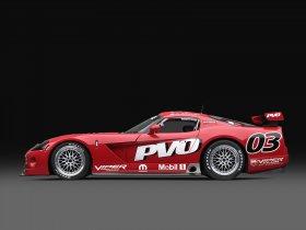 Ver foto 12 de Dodge Viper Competition Coupe 2003