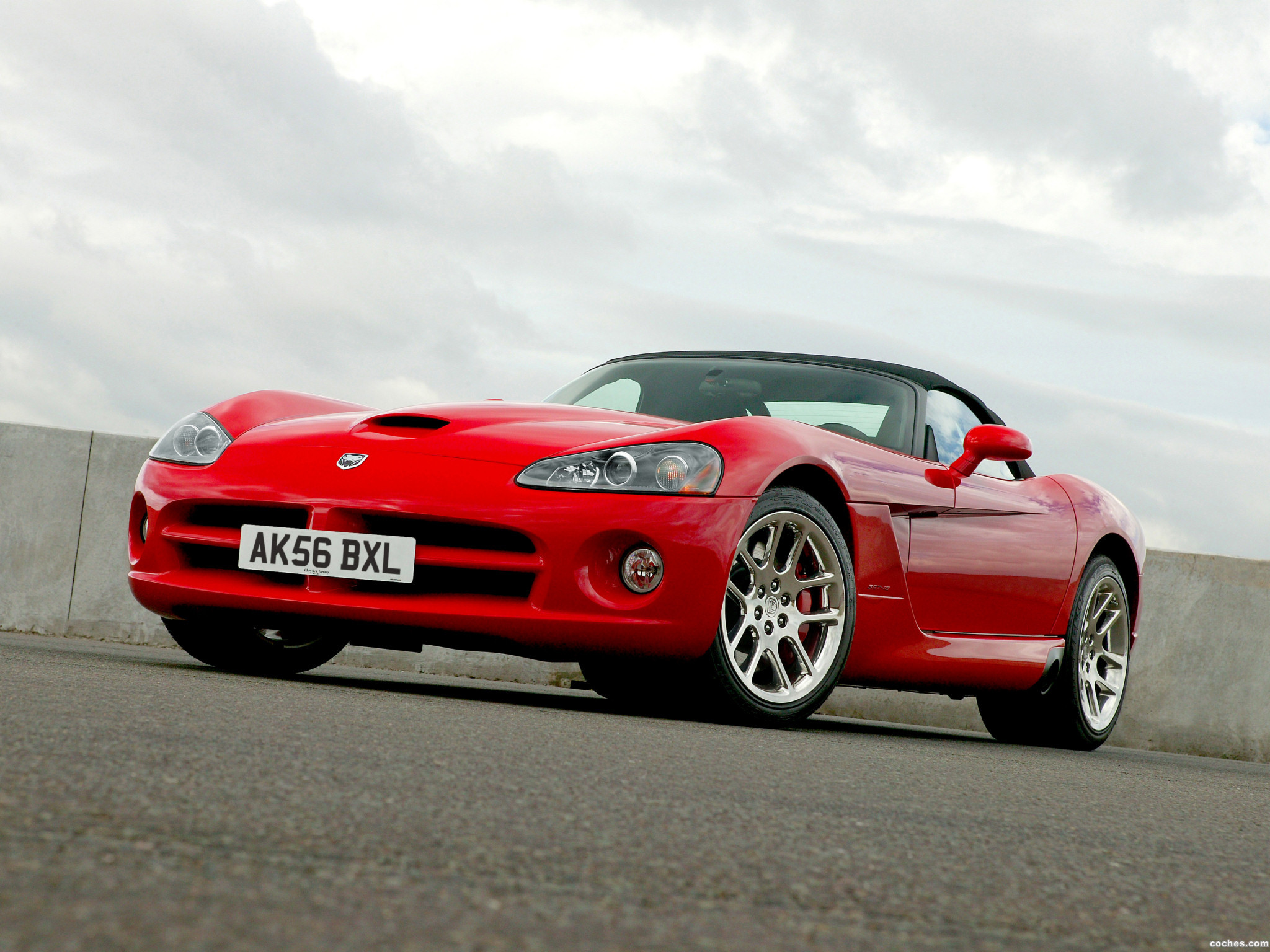Foto 0 de Dodge Viper Convertible SRT-10