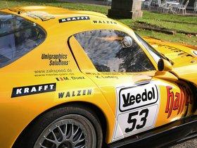 Ver foto 14 de Dodge Viper GTS-R Zakspeed 1998