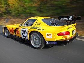 Ver foto 11 de Dodge Viper GTS-R Zakspeed 1998