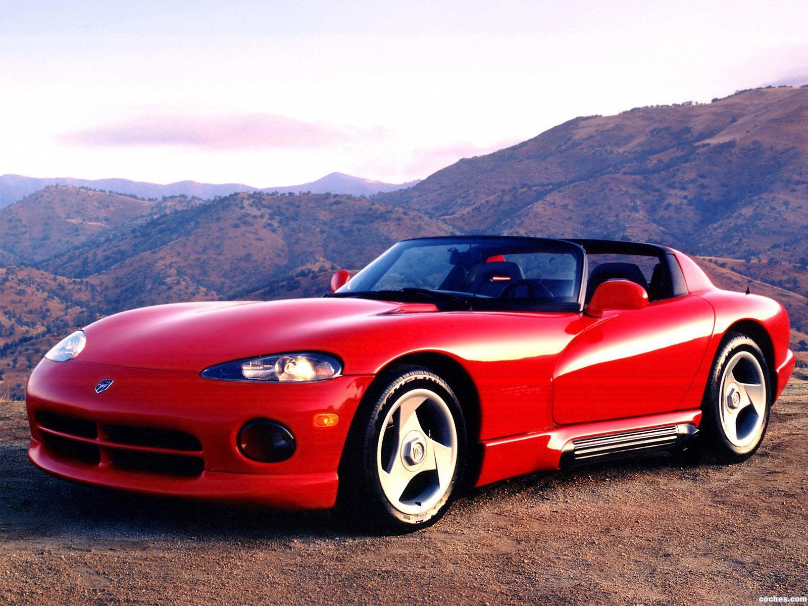 Foto 0 de Dodge Viper RT10 1992