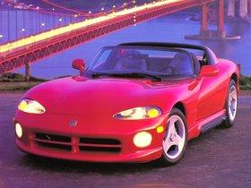 Ver foto 12 de Dodge Viper RT10 1992