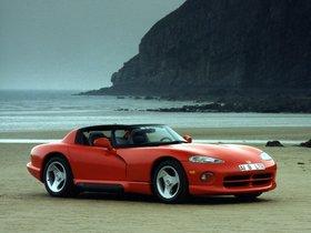 Ver foto 10 de Dodge Viper RT10 1992
