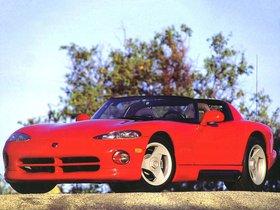 Ver foto 9 de Dodge Viper RT10 1992
