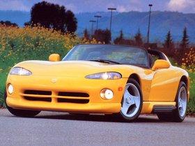 Ver foto 8 de Dodge Viper RT10 1992