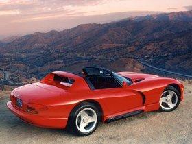 Ver foto 6 de Dodge Viper RT10 1992