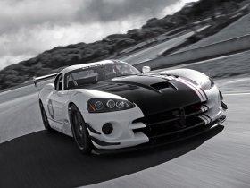 Ver foto 5 de Dodge Viper SRT-10 ACR-X 2010