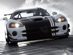 Fotos de Dodge Viper SRT-10 ACR-X 2010