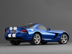 Ver foto 4 de Dodge Viper SRT-10 Coupe 2006