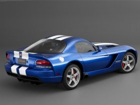 Ver foto 3 de Dodge Viper SRT-10 Coupe 2006