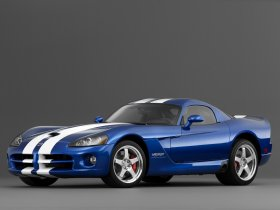 Ver foto 2 de Dodge Viper SRT-10 Coupe 2006