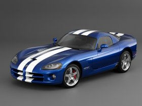 Ver foto 1 de Dodge Viper SRT-10 Coupe 2006