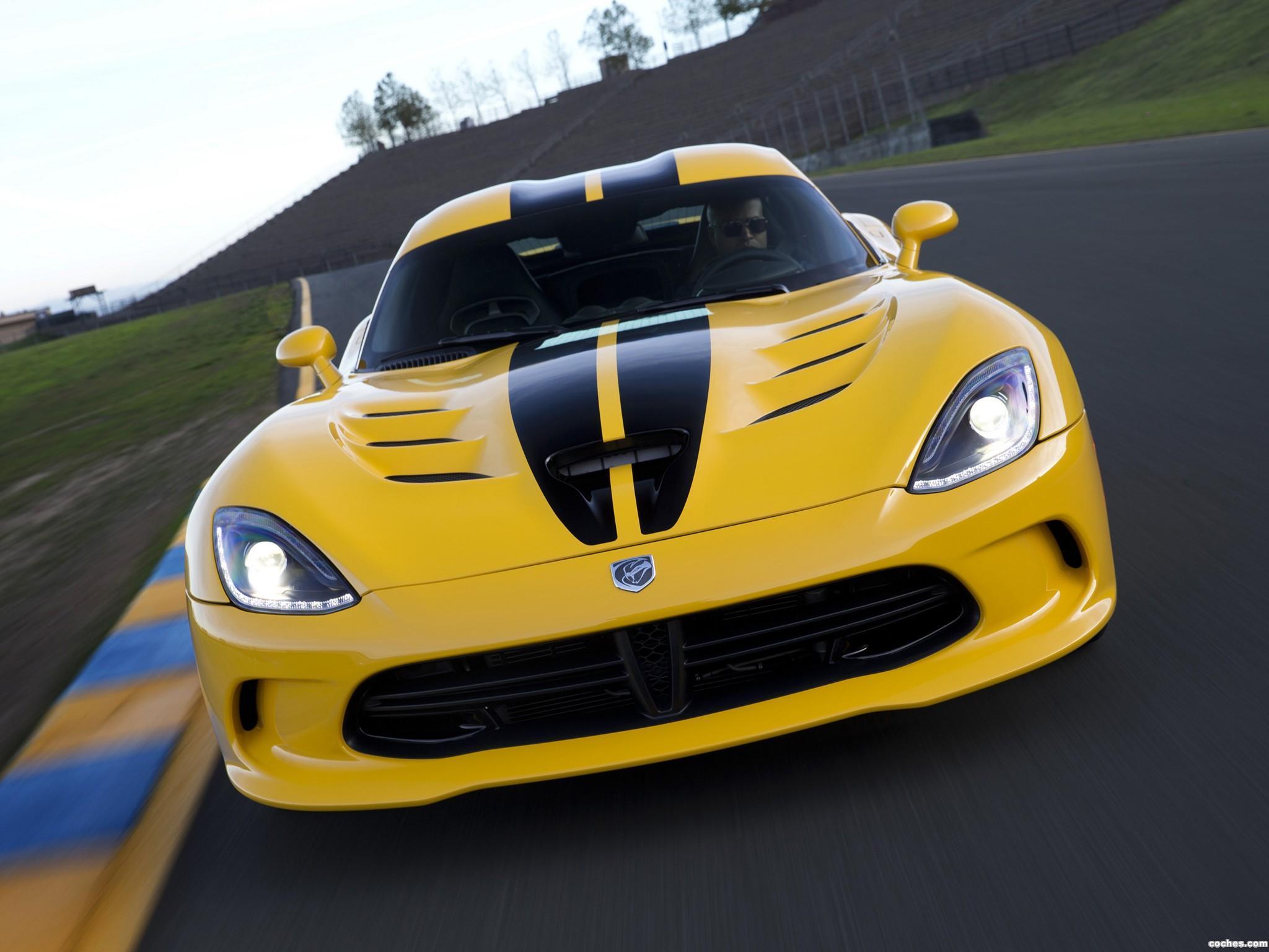Foto 0 de Dodge Viper SRT 2012