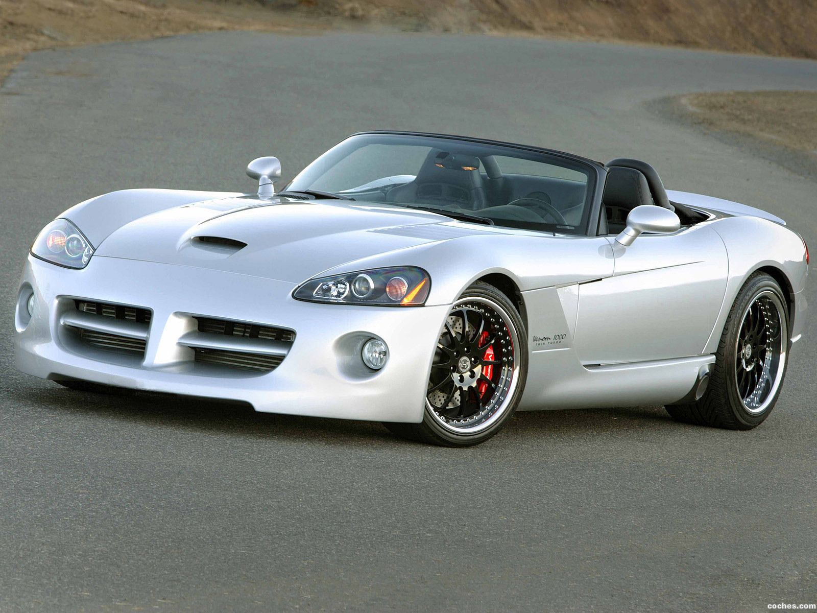 Foto 5 de Dodge Viper Venom Twin Turbo SRT-10 Convertible Hennes 2006