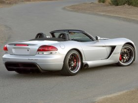 Ver foto 4 de Dodge Viper Venom Twin Turbo SRT-10 Convertible Hennes 2006