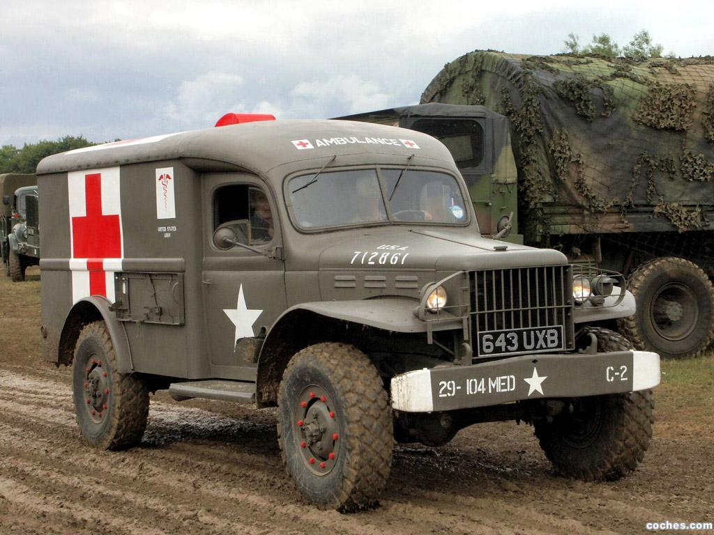 Foto 0 de Dodge WC 54 Ambulance 1942